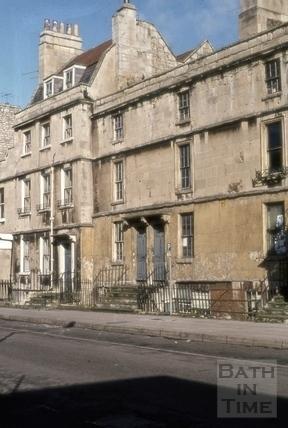 25a to 28, Monmouth Street, Bath 1974