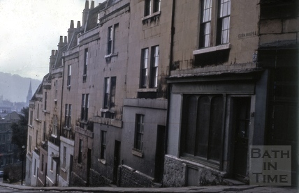 Margaret's Hill, Hedgemead, Bath 1964