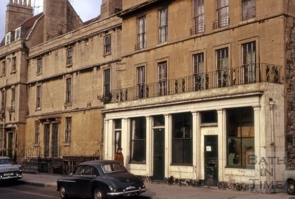 25a To 28 Monmouth Street Bath 1965 By 17508 At Bath In Time