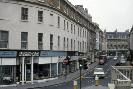 New Bond Street south side 1973