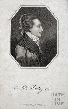 Mrs. Elizabeth Montagu 1718 - 1800
