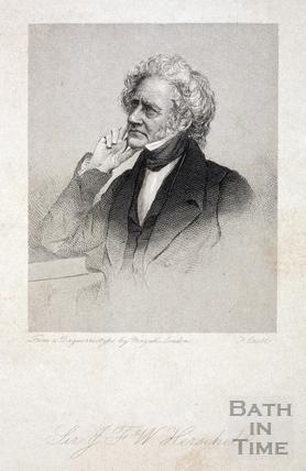Sir J.F.W. Herschel (1792-1871)