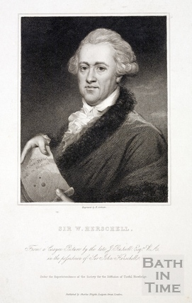 Sir W. Herschell (15 Nov 1738-25 Aug 1822)