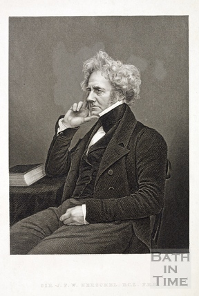 Sir J.F.W. Herschel (1792-1871) DCL FRS