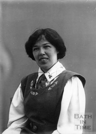 Suffragette Vera Holme 1909