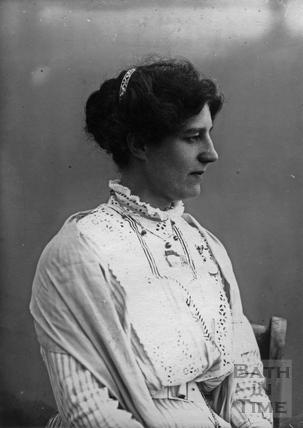 Suffragette Marie Brackenbury c.1910