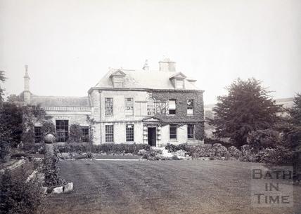Eagle House, Batheaston 1904