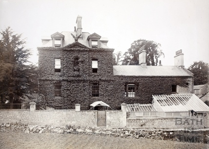 Eagle House, Batheaston 1904
