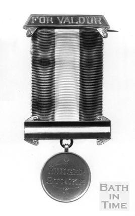 Suffragette Hunger Strike Medal 1909