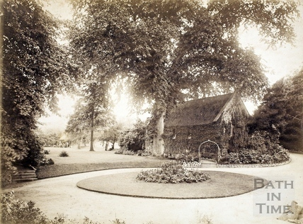 Eagle House, Batheaston c.1890