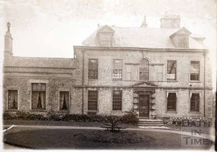Eagle House, Batheaston c.1890