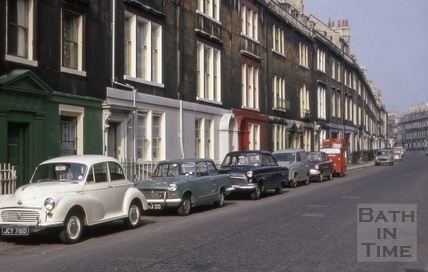 New King Street, Bath 1969