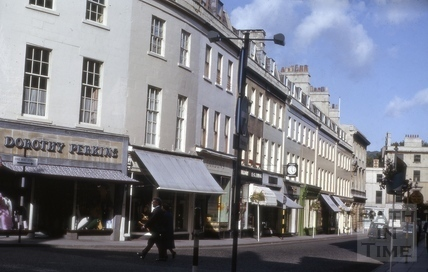 New Bond Street, Bath 1965