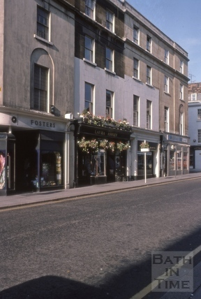 New Bond Street, Bath 1975