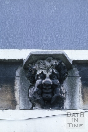 Gargoyle, 1, Newark Street, Bath 1966