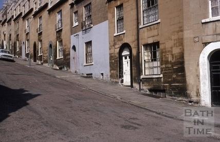 Northampton Street, Bath 1970