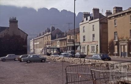 Newark Street, Bath 1971