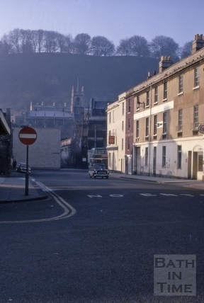 Newark Street, Bath 1969