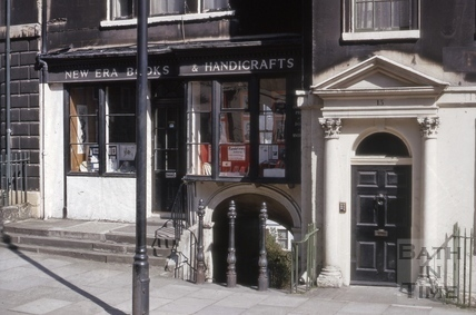 1a, Paragon (Paragon Buildings), Bath 1970