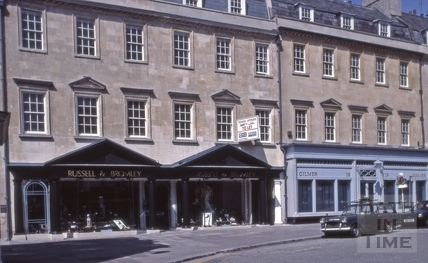 16 to 19, Old Bond Street, Bath 1983