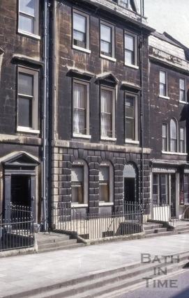 1, Paragon (Paragon Buildings), Bath 1970
