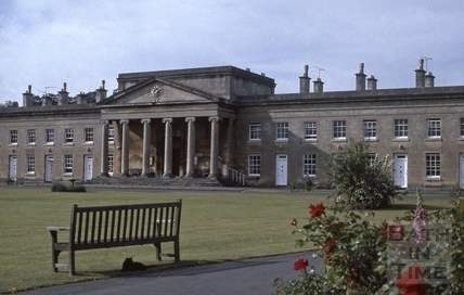 Partis College, Weston, Bath 1986