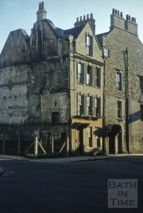 5 & 6, St. James's Street (South), Bath 1958