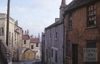 Pera Road, Walcot, Bath 1964