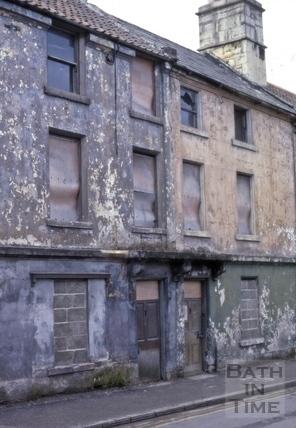 Prior Park Road, Widcombe, Bath 1979