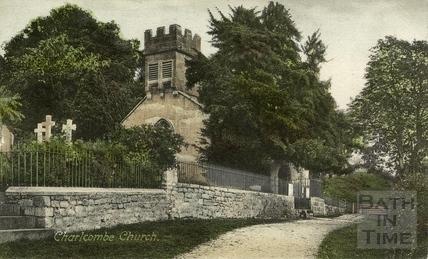 Charlcombe Church 1907