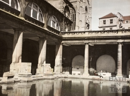 The Roman Baths 1961