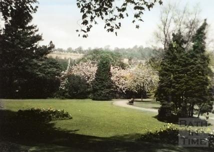 Henrietta Park, Bathwick c.1960