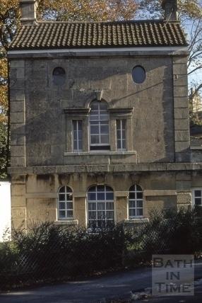 Top Lodge, Ralph Allen's Drive, Combe Down, Bath 1970