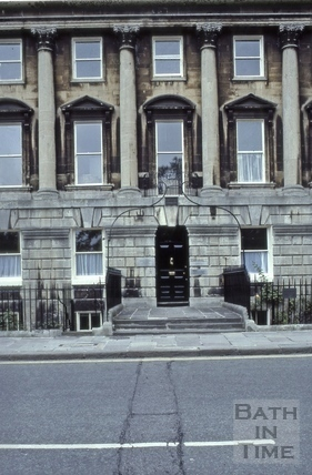 24, Queen Square, Bath 1985