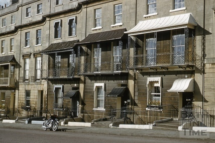 Balconies, 11 to 14, Raby Place, Bathwick, Bath 1957