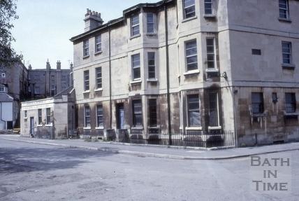 4 to 5a, Railway Place, Bath 1979