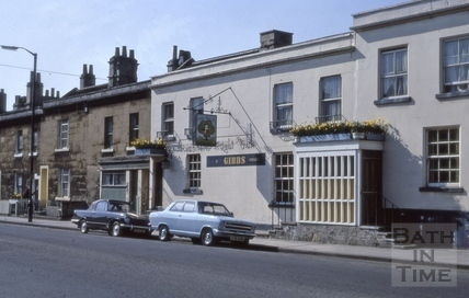 5 to 10, Summerlay's Place, Pulteney Road, Bath 1973