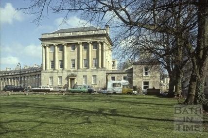 1, Royal Crescent, Bath 1982