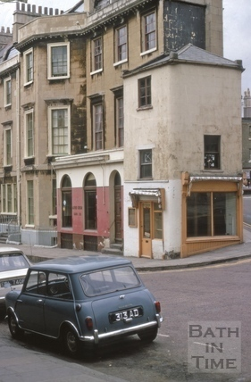30 to 31a, Rivers Street, Bath 1969