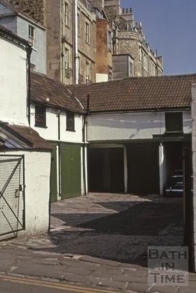 Rivers Street Mews 1974