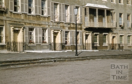 Somerset Place 1955