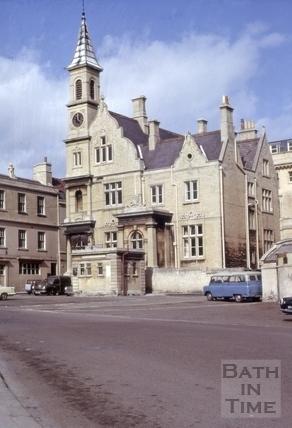 Bluecoat House 1965