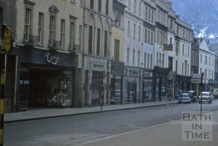 Southgate Street east side from north 1963