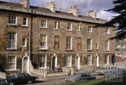Southcot Place 1970