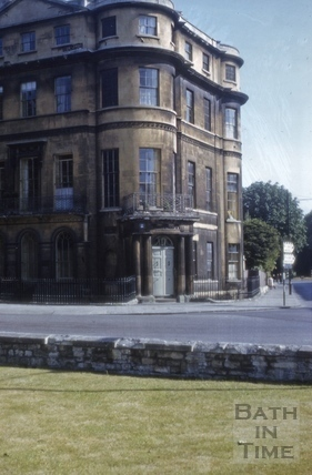 Sydney Place west end of south side 1970?