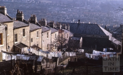 Thomas Street rear west side 1964