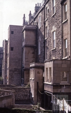 Sydney Place rear of south side 1976