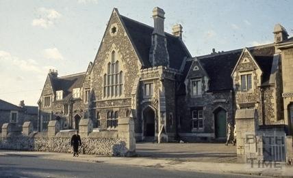 Upper Bristol Road Police Court 1968