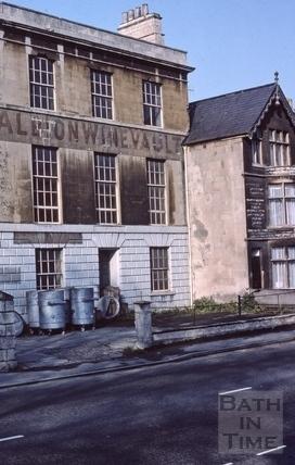 Upper Bristol Road 1975