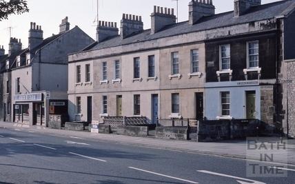 Upper Bristol Road St Georges Buildings 1975